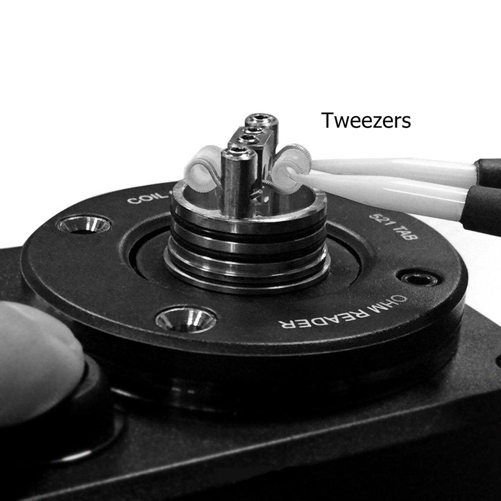 /25/mm de di/ámetro desatornille herramienta genuino por la bobina Master Bobina Master Vape pinzas cer/ámica 22/