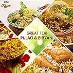 India Khaas XXL Supreme Basmati Rice | Extra Long Premium Quality Grains | Low G.I | Export Quality Basmati Rice| Great…