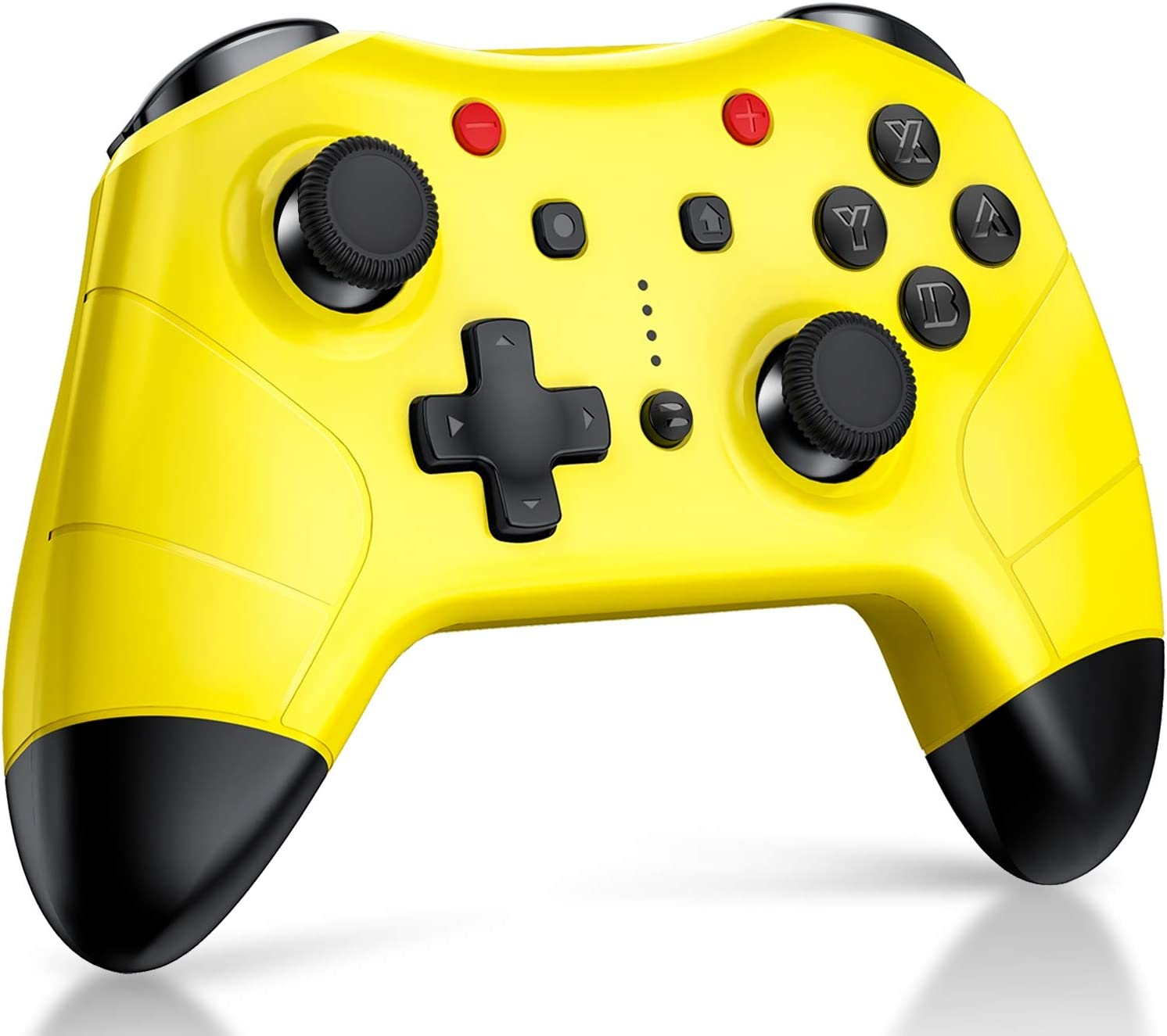 BEBONCOOL - Mando inalámbrico para Nintendo Switch, Color Amarillo ...