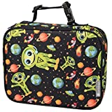 Insulated Lunch Box Sleeve - Securely Cover Your Bento Box - Alien