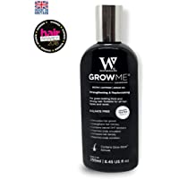 Best Hair Growth Shampoo Sulfate Free, Caffeine, Biotin, Argan Oil, Allantoin, Rosemary. Stimulates Hair Growth, Helps Stop Hair Loss, Grow Hair Fast, Hair Loss Treatment for Men & Women