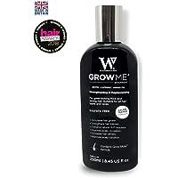 Watermans Champú Rápido Hair Growth, Anti-Caída, Lujo para Cuidado del Cabello