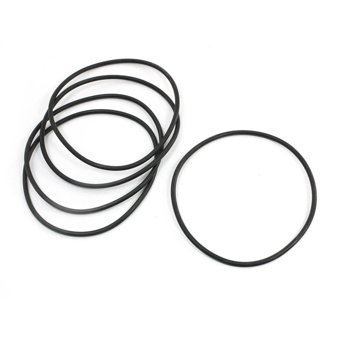 5/Paar 95/mm Dia 4/mm Querschnitt Industrie Gummi O Ringe Dichtung