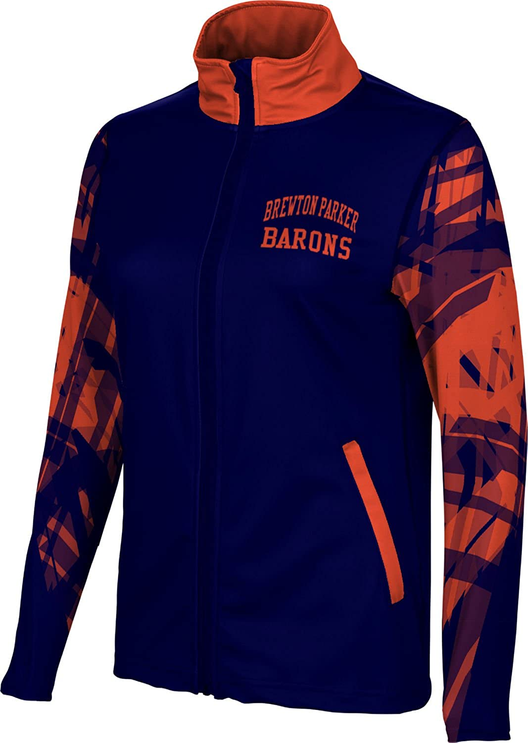 Brewton Parker College >> Prosphere Women S Brewton Parker College Crisscross Full Zip