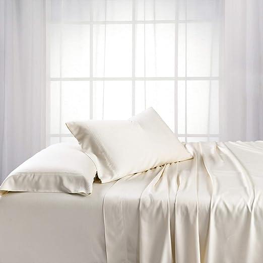 LAmerican Bedding Juego de sábanas de algodón Egipcio de 1000 ...