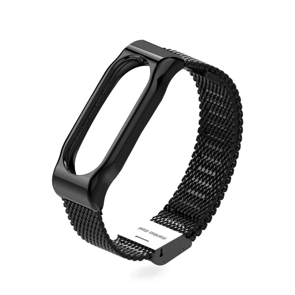Amazon.com: Band correa banda pulsera de metal para Xiaomi ...