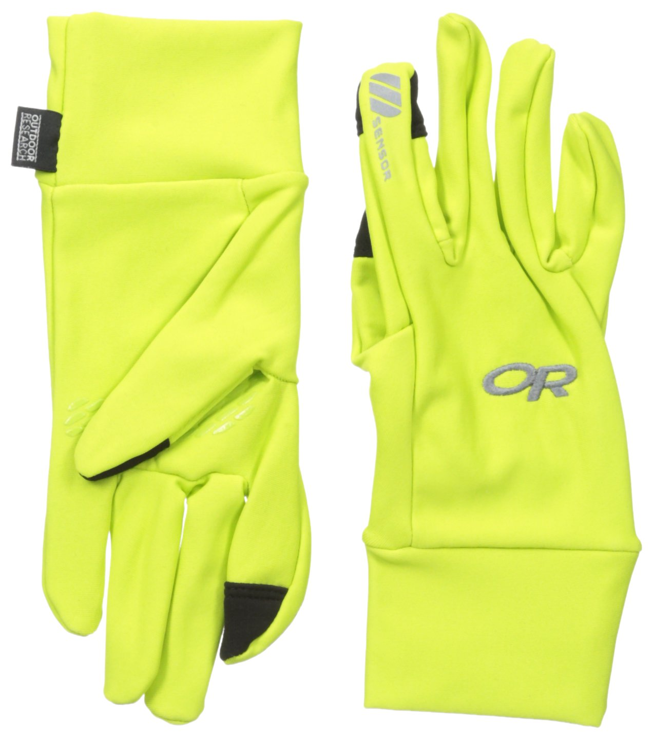 Mens yellow gloves - Amazon Com Outdoor Research Men S Pl Base Sensor Gloves Sports Outdoors