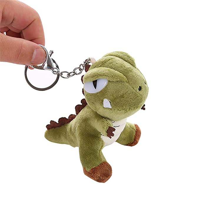 Webla Juguete creativo, dinosaurio adornos de juguete ...