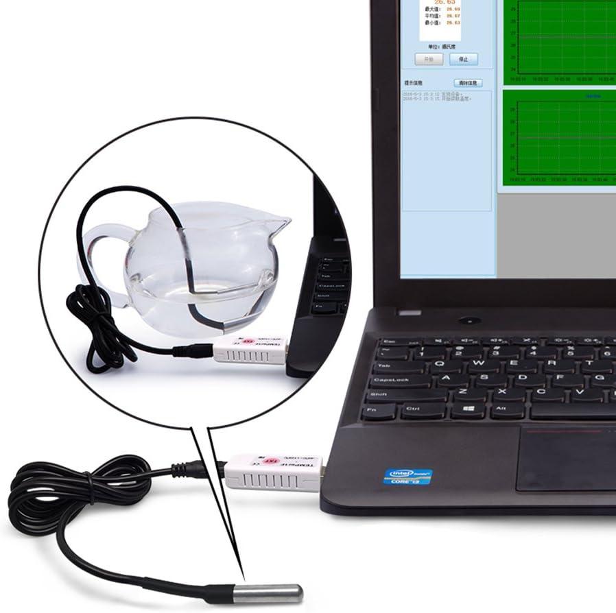Measure Laptop Temperature