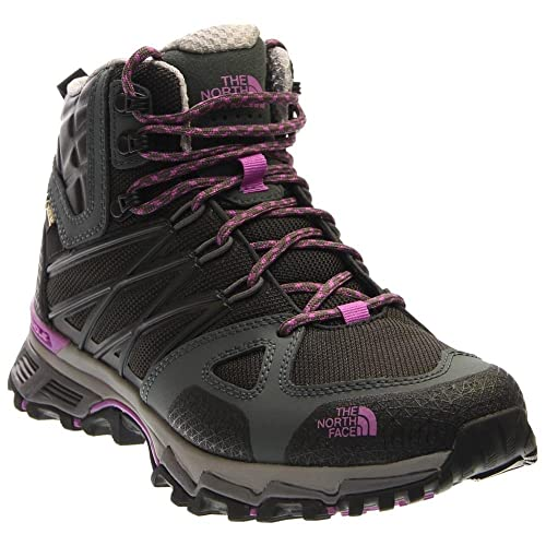 The North Face W Ultra Hike II Mid GTX, Zapatillas de Senderismo para Mujer, Negro (TNF Black/Sweet Violet), 36 EU: Amazon.es: Zapatos y complementos