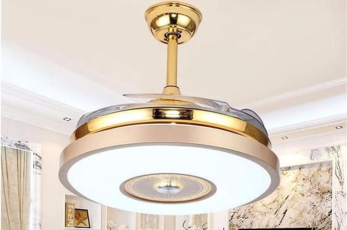 Illuminazione Soffitto Camera Da Letto : Lighsch ventilatori da soffitto con lampada camera da letto