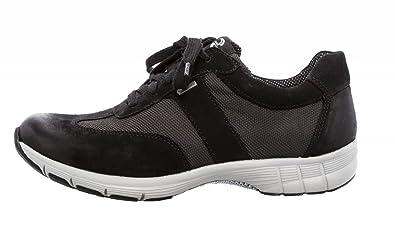 79a4958608f2 Gabor Damen 74.355,Frauen Keil-Sneaker,Sneaker Wedges,Keilabsatz,Halbschuh,