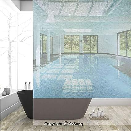 Amazon.com: 3D Decorative Privacy Window Films,Indoor ...