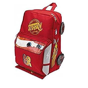 cb7886aca8e Disney Cars Boys  Red Bag