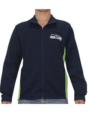 Qualität Polar Fleece Nfl Up Herren Seahawks Zip Pro Seattle zMUpSVq