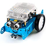 Makeblock mBot Kit - STEM Education - Arduino - Scratch 2.0 - Programmable Robot Kit for Kids to Learn Coding, Robotics and Electronics (2.4G Version - School Prefer)