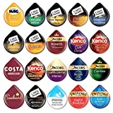 tassimo coffee discs variety - 20 Tassimo T Discs Pods Variety Pack