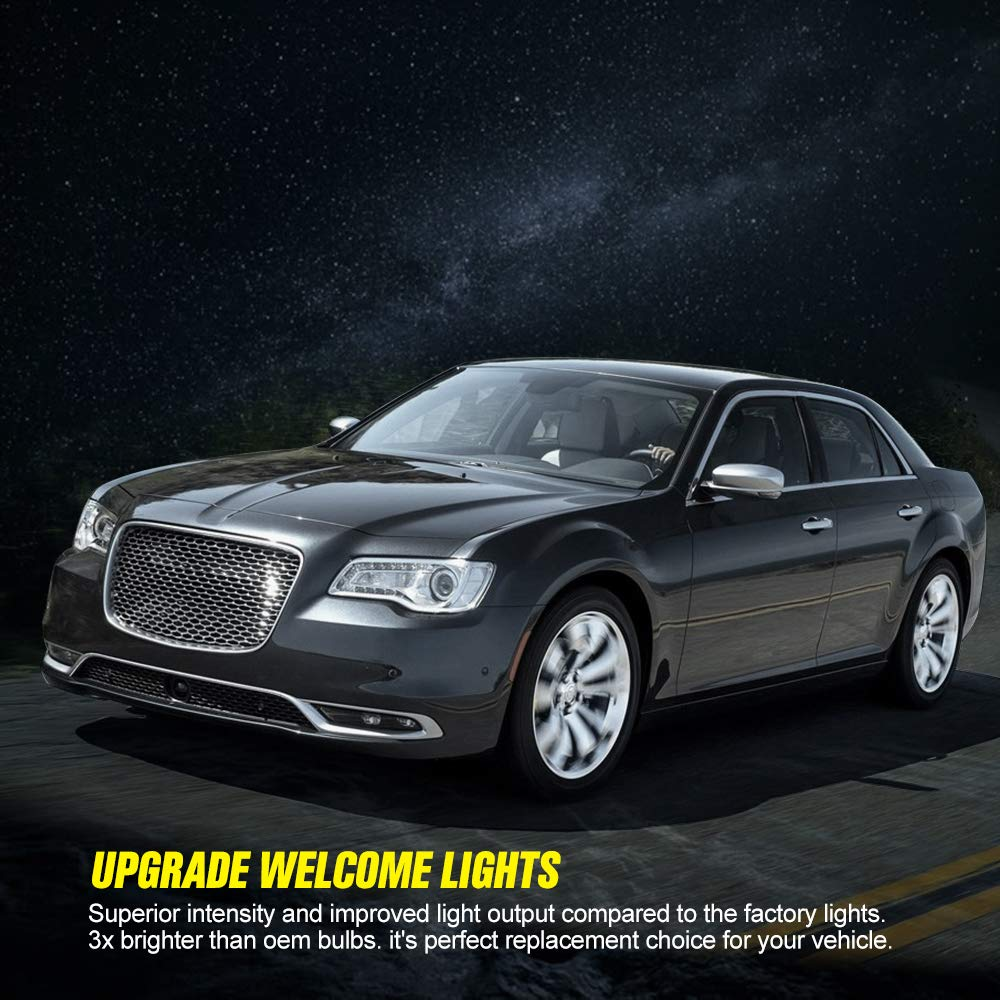 Amazon.com: Car Rover - Luces LED para espejo lateral ...