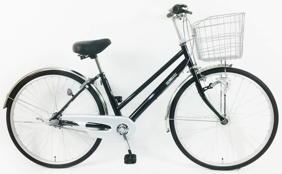 激安商品 C.Dream(シードリーム) テクノシティオートライト 27インチ自転車 TC71-H 27インチ自転車 シティサイクル 100%組立済み発送 ブラック ブラック 100%組立済み発送 B078YKCHSD, 粉河町:c3fcdb11 --- greaterbayx.co