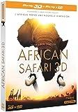 African safari 3D - combo blu-ray 3D + DVD