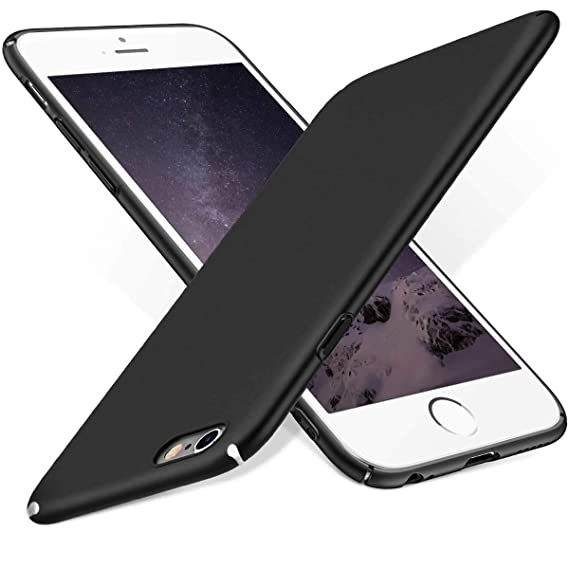 newest ee94d efdac Amazon.com: Pasnity Case Phone 6, Slim Fit Shell Hard Plastic PC ...
