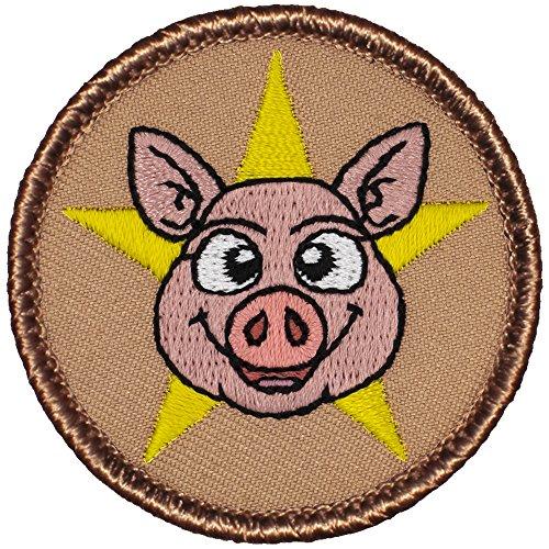 Star Pig Patrol Patch - 2