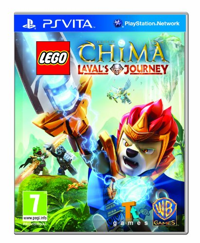 LEGO Legends of Chima: Laval's Journey (Playstation Vita)