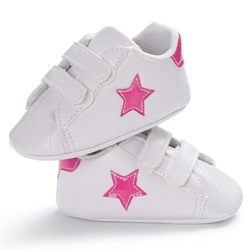 Boys Shoes Xshuai/® Newborn Infant Toddler Baby Boy Girl Casual Shoes Star Anti-slip Soft Sole Crib Shoes Sneaker