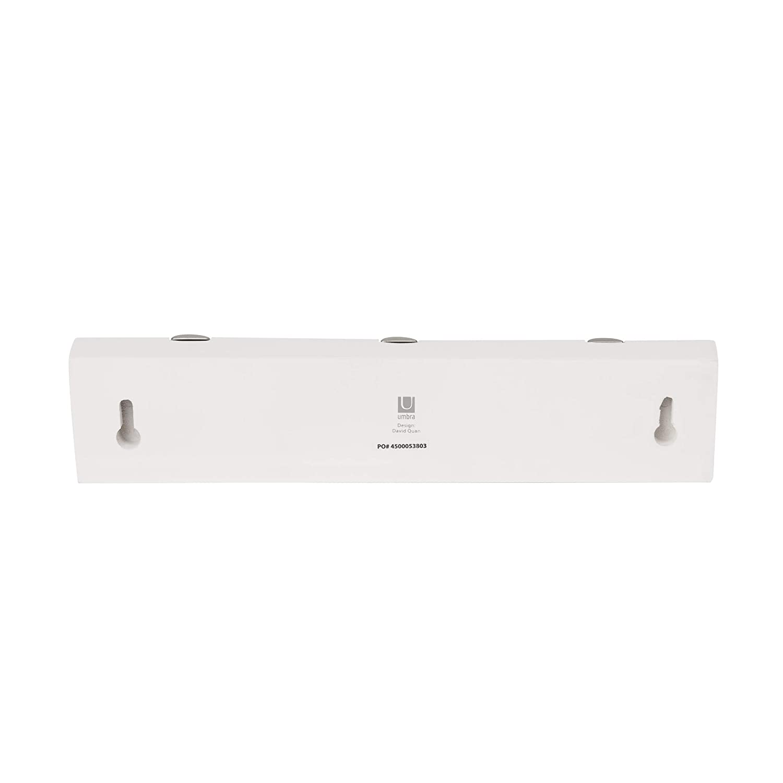 Umbra 318853-660 Percha de Pared Flip 3 Blanco