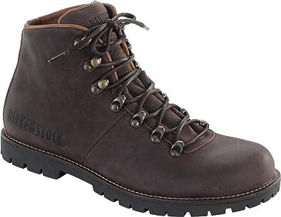 BIRKENSTOCK Damen Bennington Chelsea Boots, Dunkelbraun, 43
