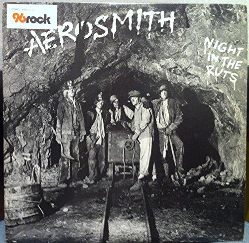 Price comparison product image Aerosmith Night In The Ruts vinyl record