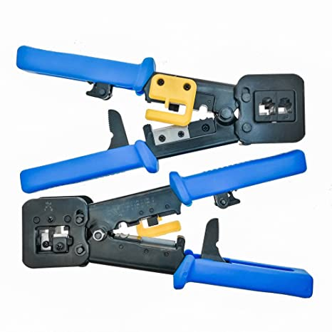 cat5e cat6 connector crimping tool end pass through crimp cutter Cat5e Wiring Color Chart