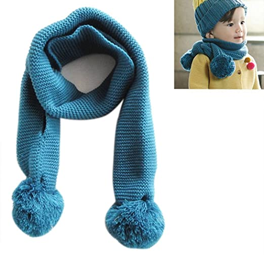Amazon Baby Kids Scarves Trendinao Toddler Boys Girls Winter