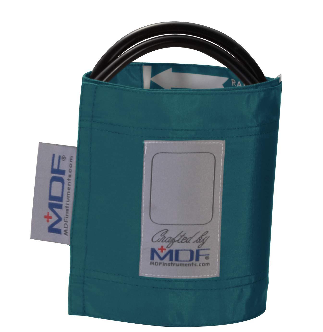 MDF® Adulto - Doble tubo Manguito sin látex para presión arterial - Negro (MDF2100450-11): Amazon.es: Salud y cuidado personal