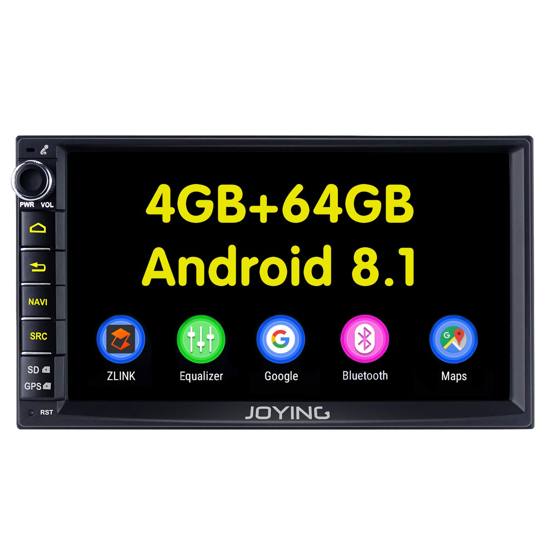 JOYING Car Stereo Double Din Android 8 1 Car Radio 7