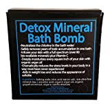 Cheap Detox Your Body Mineral Bath Bomb-Removes Toxins And Reduces Your Stress Similar To A 1 Hour Deep Tissue Massage. The Most Effective-Pleasant Detoxification You will Ever Experience. (1)