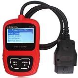 FOXWELL DIY OBD2 Automotive Diagnostic Scanners OBDII/EOBD Auto Diagnostics Scan Tool Car Engine Fault Code Reader (Foxwell NT200)