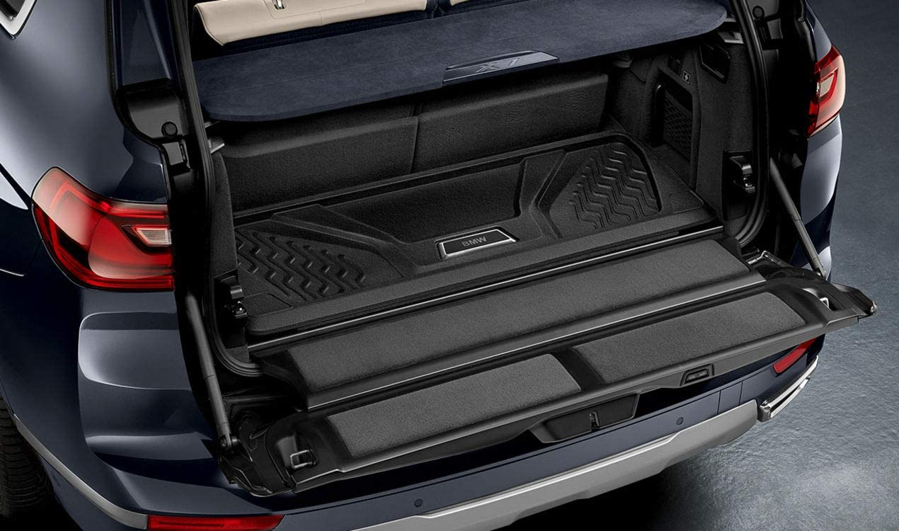 BMW 51472459921 Fitted Rubber Luggage Compartment Mat for G07 X7