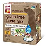 The Honest Kitchen Preference: Dehydrated Grain Free Base Mix Dog Food, Just Add Protein, 3 lbs (Makes 12 lbs of Base Mix)