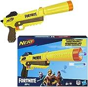 Un'idea regalo con cui andare sul sicuro per ragazzi appassionati di Fortnite, è il Nerf Fortnite SP-L ; una spara-dardi della Hasbro che ricrea in modo fedele una delle armi del videogioco del momento.
