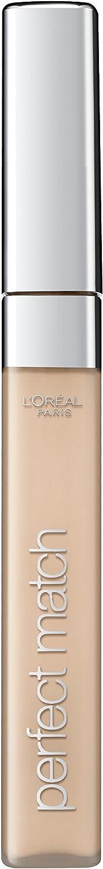 L'Oréal Paris Accord Parfait - Corrector Líquido, Tono 1R Ivoire Rose