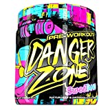 ADanger Zone is designed to: Produce explosive pumps* Increase energy with no jitters or crash* Amplify gains in muscle strength, size & endurance* Improve blood flow to working muscles* Enhance focus & cognition* Buffer the adverse effects o...