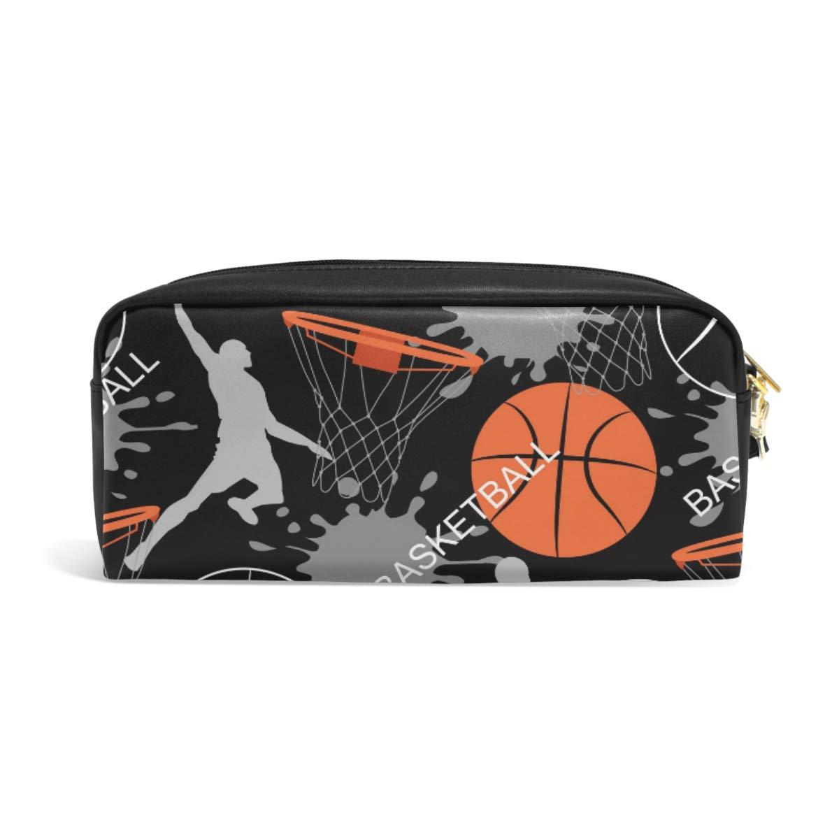 Estuche para lápices de baloncesto para adolescentes, con ...