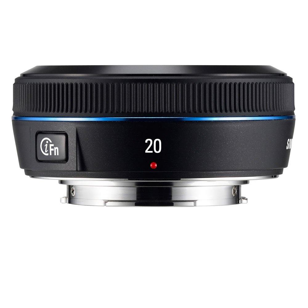Samsung 20 mm NX Pancakeレンズfor NXシリーズカメラ   B0049E97XY