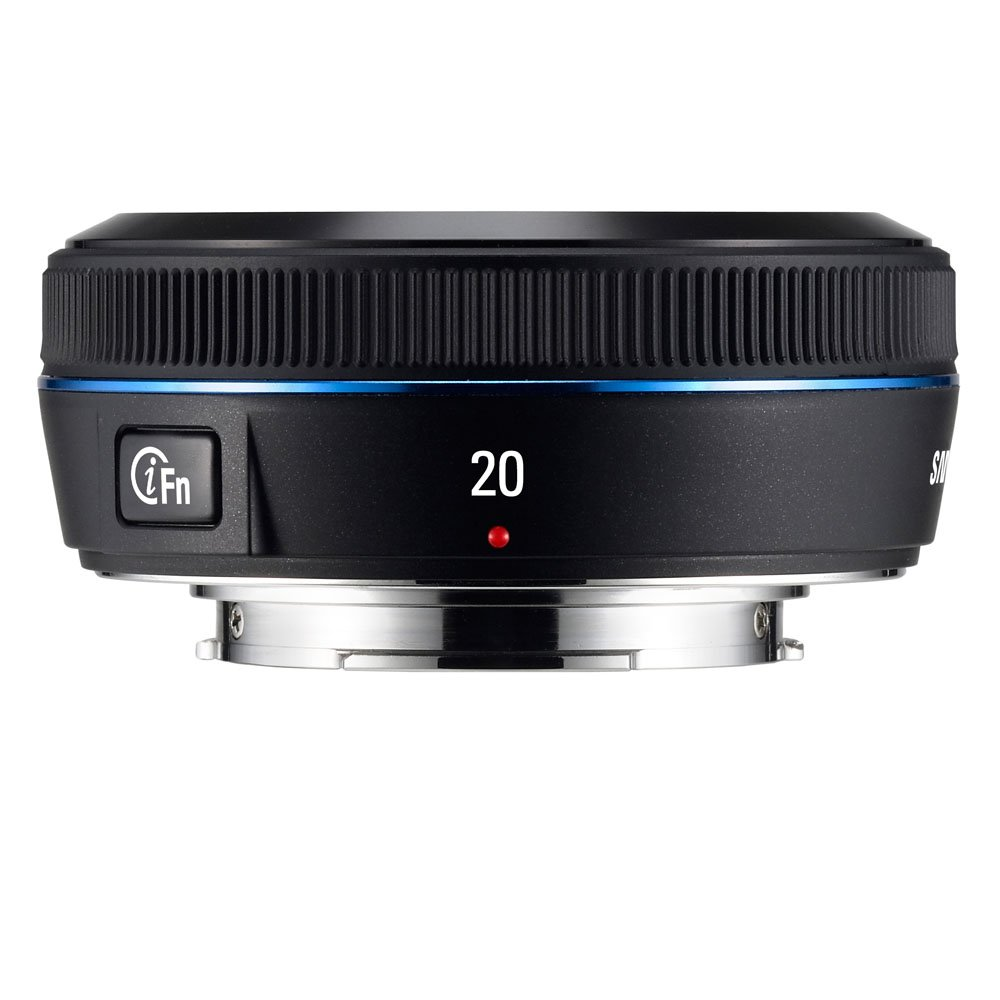 Samsung 20mm NX Pancake lens for NX Series Cameras by Samsung (Image #1)