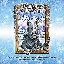 Radar the Rescue Dog