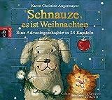 SCHNAUZE, ES IST WEIHNACH - SA by Karen Christine Angermayer (2013-10-01)