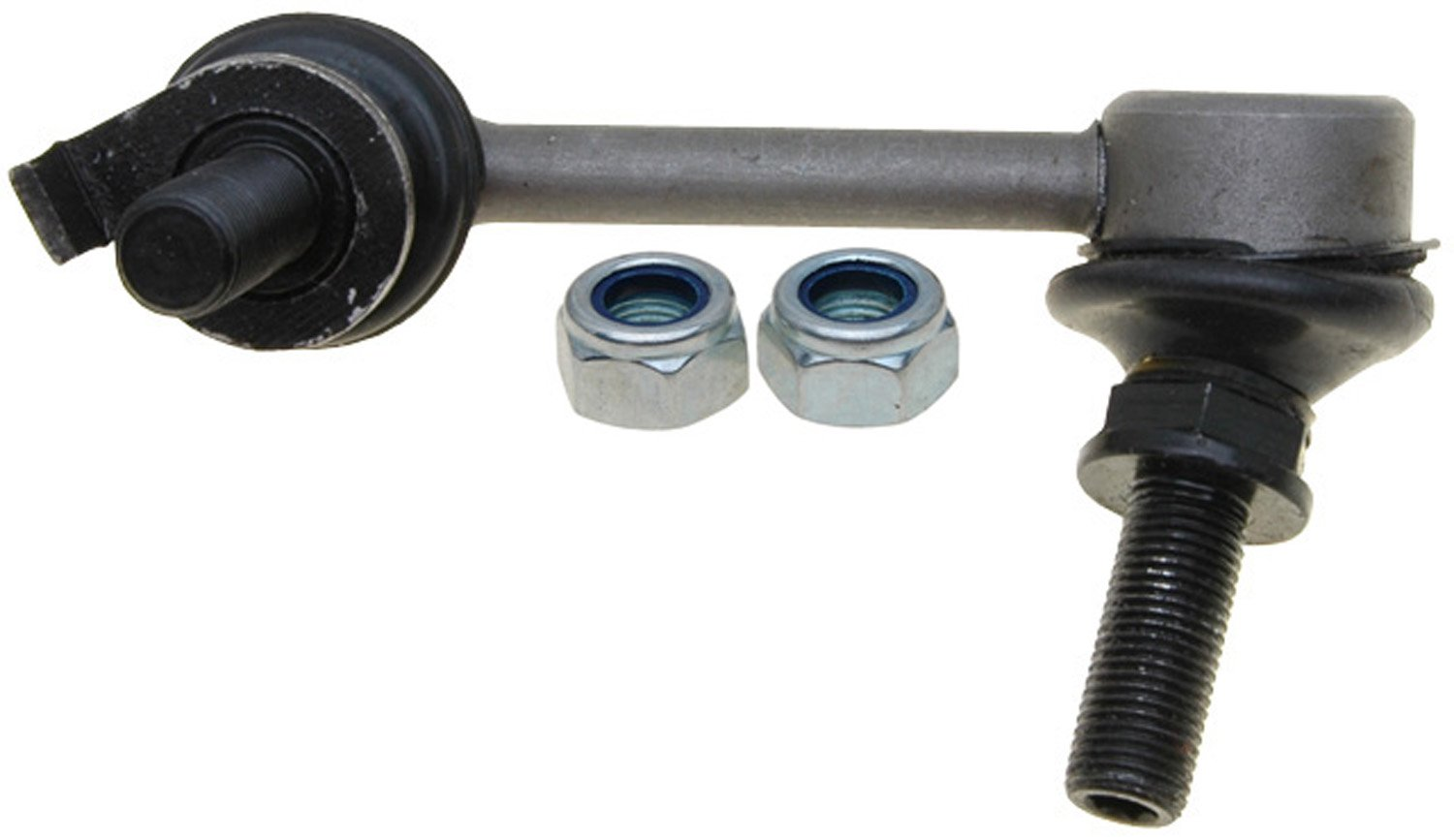 ACDelco 46G0345A Advantage Front Passenger Side Suspension Stabilizer Bar Link Kit with Link and Nuts