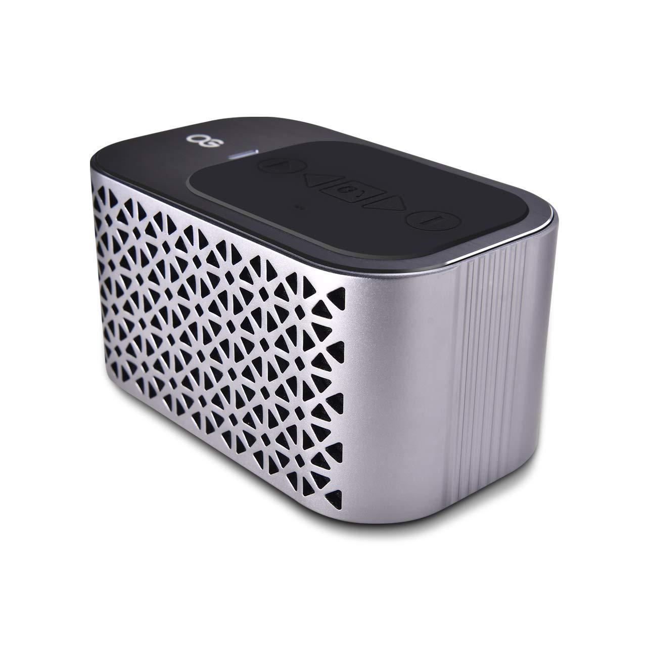 Omnigates Aeon Dual Driver Bluetooth Speaker, Enhanced...