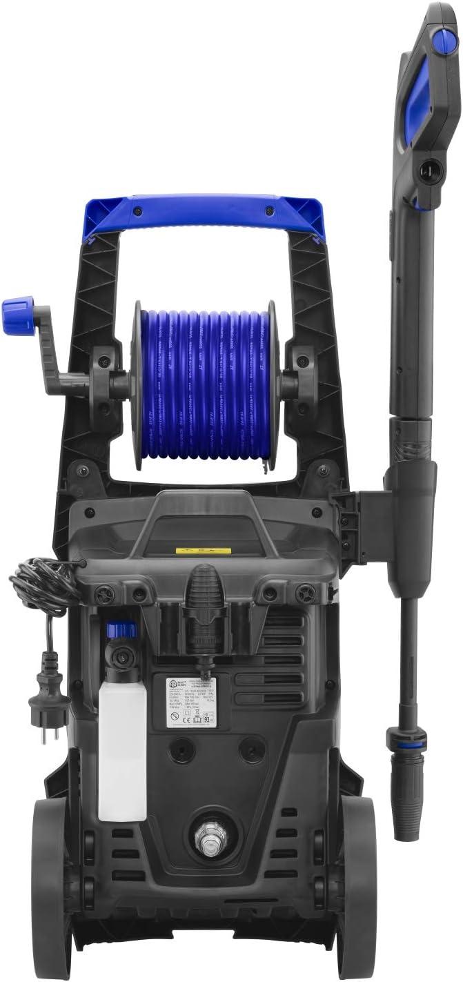 AR Blue Clean e-2 DUALSPEED D Hidrolimpiadora de alta presi/ón Negro y Azul